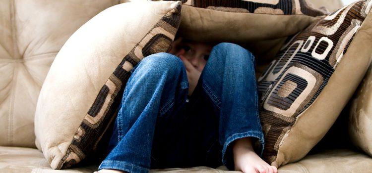 Strachy i straszki – gdy maluch się boi