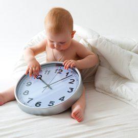 Czy to już? – rozumienie czasu przez najmłodsze dzieci