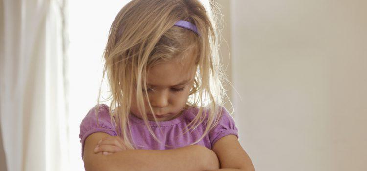 Zbuntowany maluch… Jak reagować?