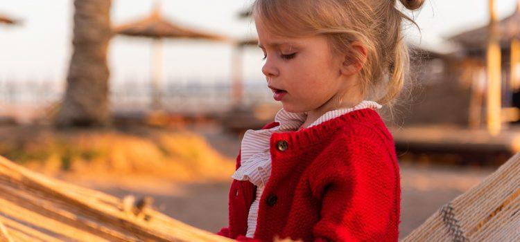 Weź głęboki oddech i… pomóż dziecku się odstresować
